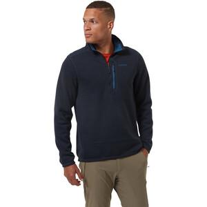 Craghoppers Bronto Half Zip Shirt Herren blue navy marl blue navy marl