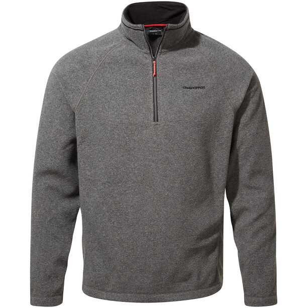 Craghoppers Corey VI Half Zip Shirt Herren grau