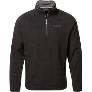 Craghoppers Corey VI Half Zip Shirt Herren schwarz schwarz