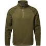 Craghoppers Barker Half Zip Shirt Herren oliv