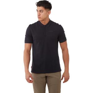 Craghoppers Nosilife Mani Kurzarm Polo T-Shirt Herren dark navy dark navy