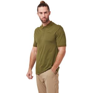 Craghoppers Nosilife Mani Kurzarm Polo T-Shirt Herren dark moss dark moss