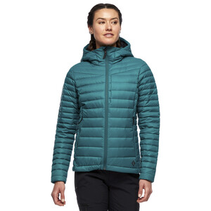 Black Diamond Access Daunenhoody Damen sea pine sea pine