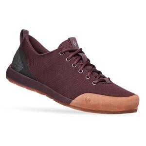Black Diamond Circuit Shoes Women bordeaux/gum bordeaux/gum