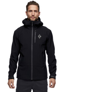 Black Diamond Dawn Patrol Shell Jacke Herren black black