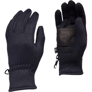 Black Diamond Heavyweight Screentap Gloves Kids, noir noir