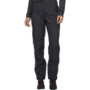 Black Diamond Highline Stretch Hose Damen black black