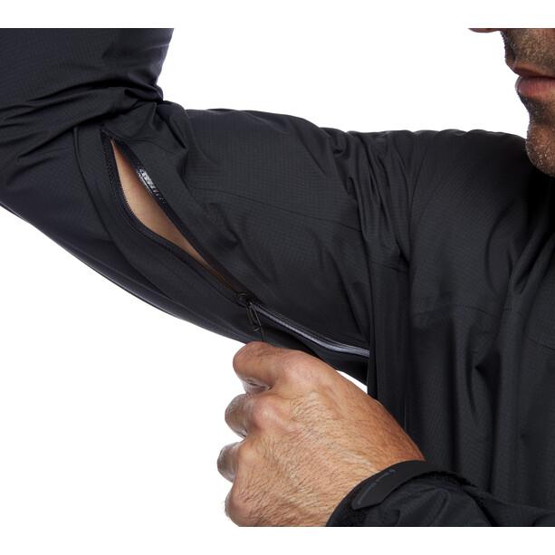 Black Diamond Highline Stretch Shell Jacke Herren schwarz