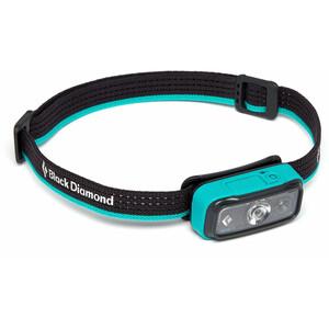 Black Diamond Spot Lite 200 Lampe Frontale, noir/turquoise noir/turquoise