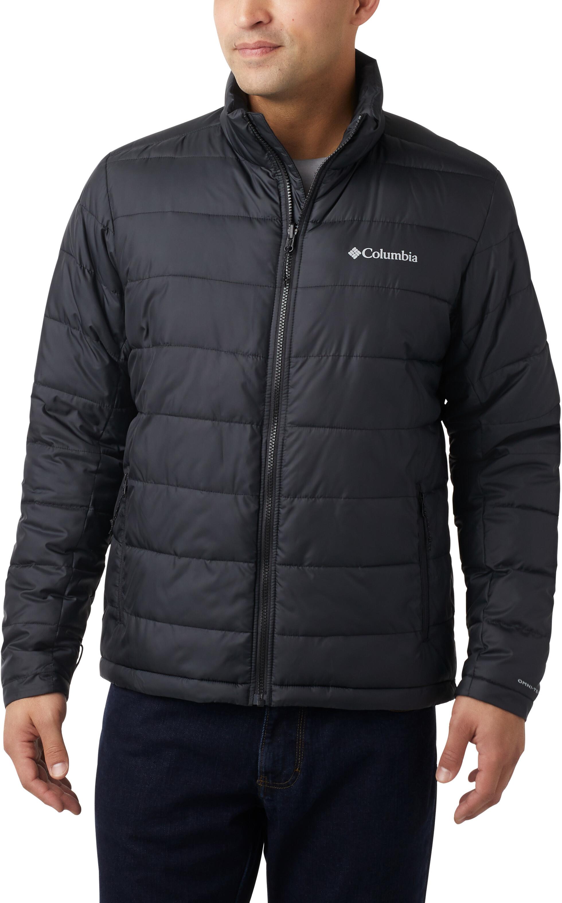 Columbia Lhotse III Interchange Jacket Men black at ...