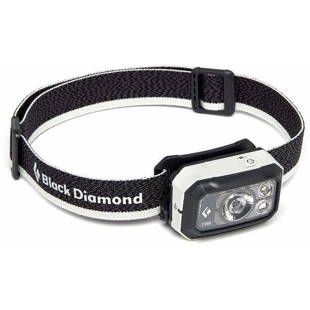 Black Diamond Storm 400 Stirnlampe aluminum