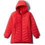 Columbia Heavenly Langjacke Mädchen red lily