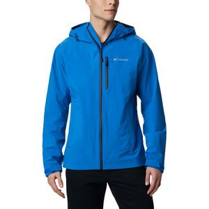 Columbia Beacon Trail Jacke Herren bright indigo/collegiate navy bright indigo/collegiate navy
