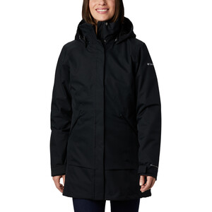 Columbia Pulaski 3-in-1 Jacke Damen black black
