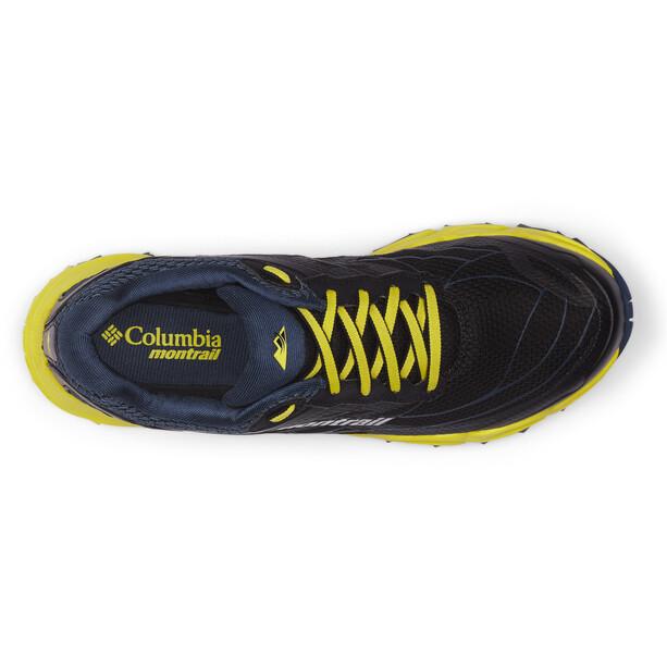 Columbia Caldorado III Schuhe Herren black/acid yellow