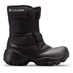 Columbia Rope Tow Kruser 2 WP Boots Kids black/columbia grey black/columbia grey