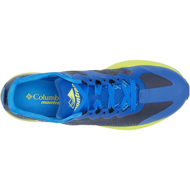 Columbia Montrail F.K.T. Lite Chaussures Homme, bleu