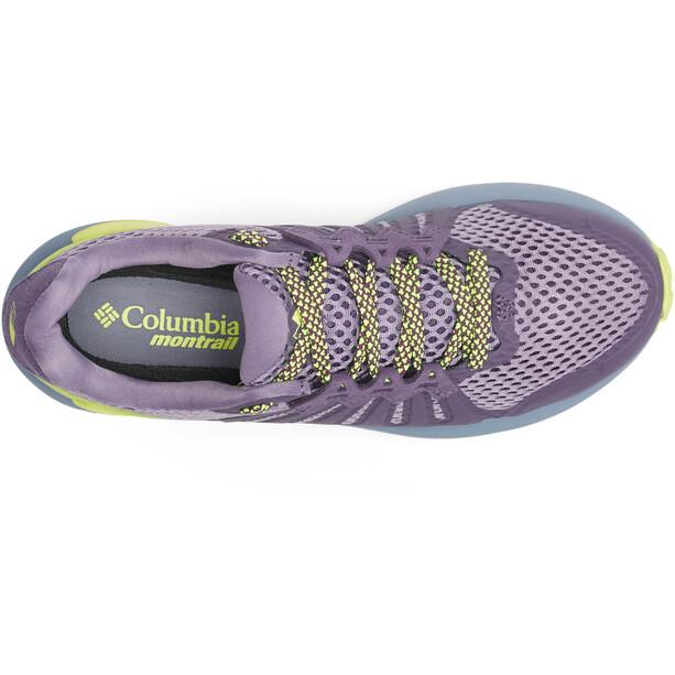 Columbia Montrail F.K.T. Sko Damer, violet/gul
