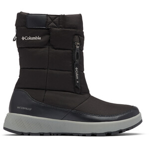 Columbia Paninaro Omni-Heat Pull On WP Winterstiefel Damen black/stratus black/stratus