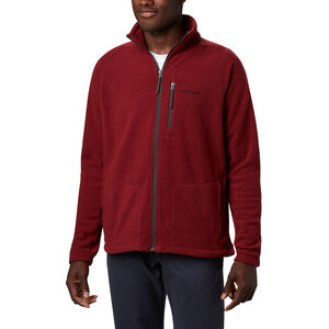 Columbia Fast Trek II Full-Zip Fleecejacke Herren red jasper red jasper