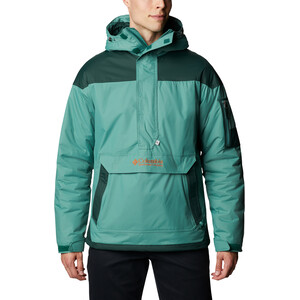 Columbia Challenger Pullover Herren thyme green/spruce thyme green/spruce