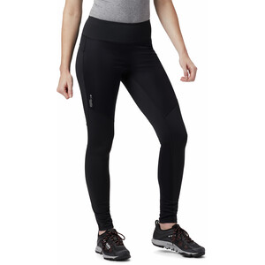Columbia Titan Wind Block II Tights Damen black black