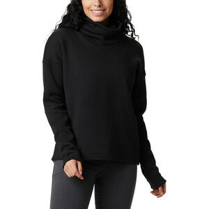 Columbia Chillin Fleece Pullover Damen black thermal black thermal
