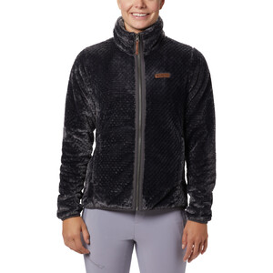 Columbia Fire Side II Sherpa Full Zip Jacke Damen shark shark