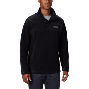 Columbia Steens Mountain Half Snap Pullover Herren black black