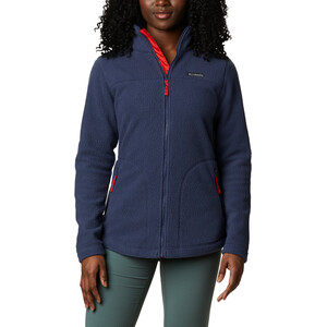 Columbia Northern Reach Sherpa Full Zip Jacke Damen nocturnal nocturnal