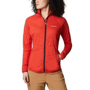Columbia Parkdale Point Isolierende Full Zip Jacke Damen bold orange bold orange