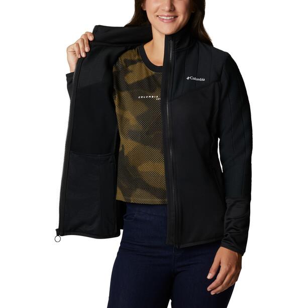 Columbia Roffe Ridge II Full Zip Jacke Damen black
