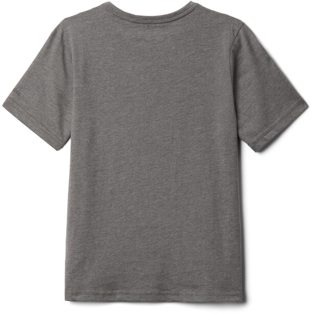 Columbia Roast and Relax Kurzarm Graphic T-Shirt Jungen charcoal heather