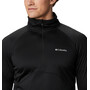 Columbia Mountain Powder Half Zip Pullover Herren black