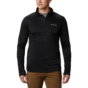 Columbia Mountain Powder Half Zip Pullover Herren black black