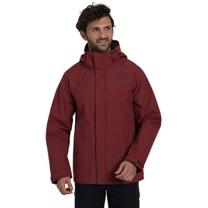 Berghaus Hillwalker InterActive Shell Jacke Herren russet brown russet brown