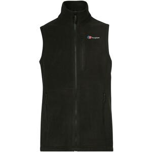 Berghaus Prism PolarTec InterActive Fleece Vest Men, negro negro