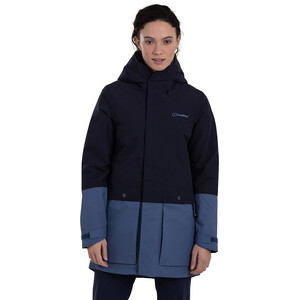 Berghaus Norrah Shell Jacket Women, night sky/vintage indigo night sky/vintage indigo