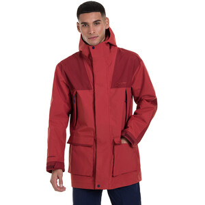 Berghaus Breccan InterActive Shell Jacke Damen red ochre/russett brown red ochre/russett brown