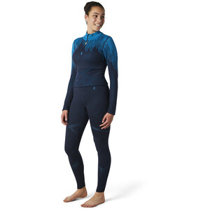 Smartwool Intraknit Merino 200 Unterteil Damen ocean abyss heather ocean abyss heather