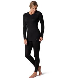 Smartwool Merino 150 Langarm Lace Baselayer Oberteil Damen black black