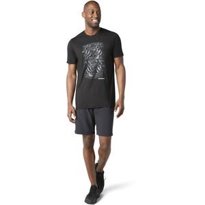 Smartwool Merino Sport 150 Bryan Iguchi Mountains T-Shirt Herren black black