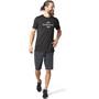 Smartwool Merino Sport 150 Logo T-Shirt Herren black black