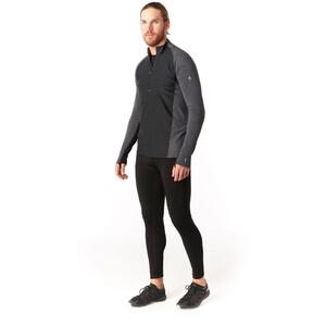 Smartwool Merino Sport 250 Wind Half-Zip Sweater Herren black black