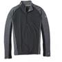 Smartwool Merino Sport 250 Wind Half-Zip Sweater Herren schwarz/grau