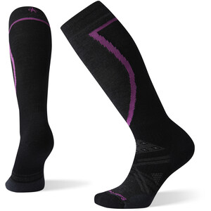 Smartwool PhD Ski Medium Socken Damen black black