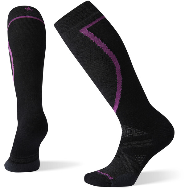Smartwool PhD Ski Medium Socken Damen black