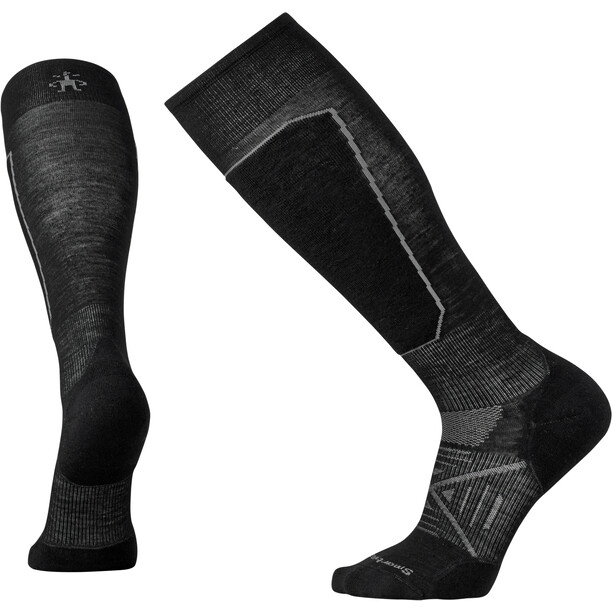 Smartwool PhD Ski Touring Socken black
