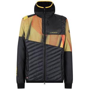 La Sportiva Faster Primaloft Jacke Herren black/yellow black/yellow