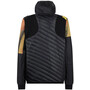 La Sportiva Faster Primaloft Jacke Herren black/yellow